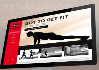 Website for Global Online Training