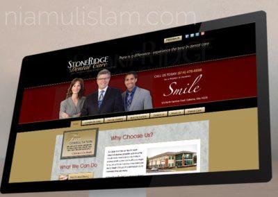 Website for Stone Ridge