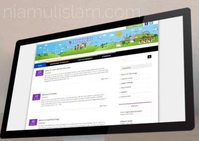Website for Liberundi