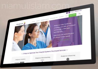 Website for Medpricer